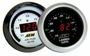 AEM Wideband UEGO Gauge Controller