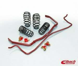 Eibach 2011-2014 Shelby GT500 Pro-Plus Kit (Adjustable)