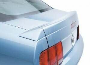 3dCarbon Mustang Mach3 Spoiler (3-Piece- Unpainted)