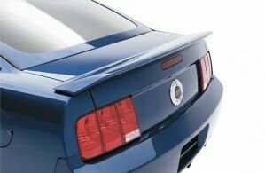 3dCarbon Mustang 3d500 Rear Wing (Unpainted)