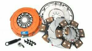"""Centerforce 415114805 DYAD XDS Extreme Drive System 10.4"""" Twin Disc Clutch and Flywheel Kit - 26 Spline (1996-2004 Mustang GT / Cobra / Mach-1 / 2007-2009 Shelby GT500)"""