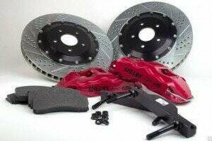 "Baer 1979-2004 Mustang 14"" Front Extreme Plus Brake Kit (Shelby)"