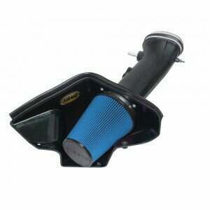 Airaid 07-09 Shelby GT500 SynthaMax Cold Air Intake (Blue Dry Filter)