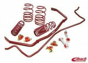 Eibach 2011-2014 Shelby GT500 Sport-Plus Kit (Adjustable)