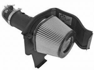AFE 51-12852 Magnum FORCE Stage-2 XP Cold Air Intake System w/Pro 5R Filter Media (2017-2019 Challenger / Charger Hellcat)