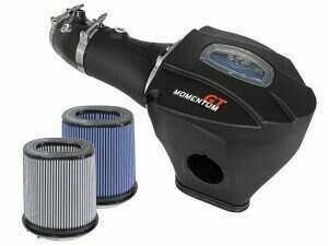 AFE 52-72205 Momentum GT Cold Air Intake System w/Dual Filter Media (2017-2019 Challenger / Charger Hellcat)