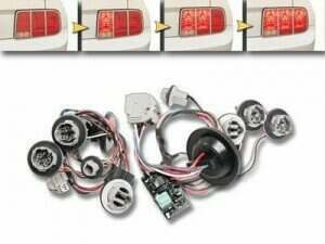 Scott Drake 05-09 Mustang Sequential Tail Light Harness Kit