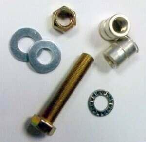 Shelby Hood Pin Install Kit