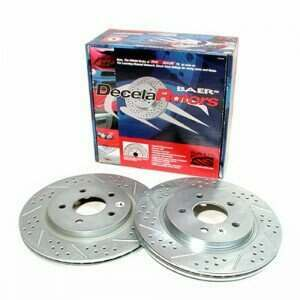Baer 05-2014 Mustang Sport Rotors (Rear)