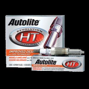 Autolite 05-07 Mustang / 04-07 F150 Revolution HT0 Spark Plugs (8)