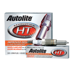 Autolite Revolution 05-07 Mustang / 04-07 F150 HT1 Spark Plugs (8)