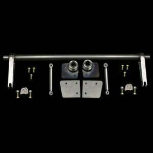 UPR 05-2014 Mustang Pro Series Chrome Moly Anti Roll Bar Kit