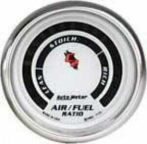 "Autometer C2 Series 2-1/16"" Electric Air/Fuel Ratio Gauge"