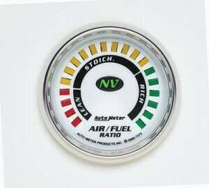 Autometer NV Series Air Fuel Ratio Gauge