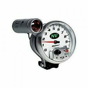 Autometer NV Series 10,000 RPM Tachometer Shift Lite