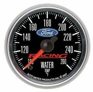 "Ford Performance 2 1/16"" Electrical Water Temperature Gauge"