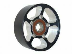 Billetflow Individual 100mm Idler Pulley