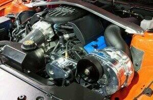 Procharger 1FR302-SCI 2012-2013 BOSS 302 Stage II Intercooled TUNER Kit with P-1SC-1