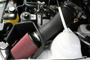 JLT CAIP-GT500-10 2010-2014 Shelby GT500 123mm Plastic Big Air Intake Kit