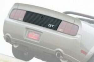 CDC Mustang Deck Lid Trim Panel (No Logo)