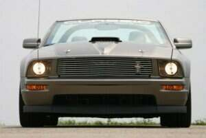 CDC 05-09 Mustang GT Billet Replacement Grille