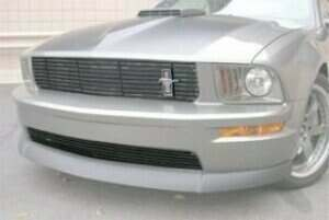 CDC 05-09 Mustang GT Billet Aluminum Lower Replacement Grille