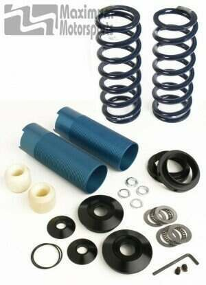 Maximum Motorsports 79-04 Mustang Front Coil Over Kit with Springs for Koni/Tokico/Strange/Lakewood Struts - COP-2