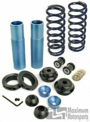 Maximum Motorsports 99-04 Cobra Rear Coil-Over Kit w/Springs for Koni Shocks - COP-7