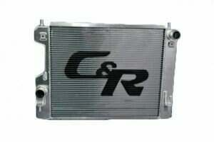 C&R Racing 07-2014 Shelby GT500 High Capacity Performance Radiator