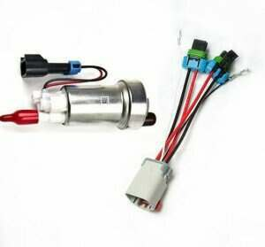 DivisionX Walbro 465lph (F90000267) Fuel Pump Pigtail