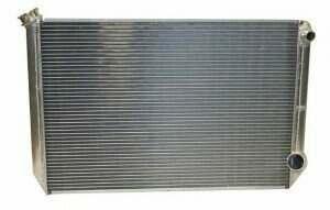 Fluidyne 07-2014 Shelby GT500 3 Core Aluminum Radiator