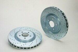 Stillen 4000 Series Sport Rotors-Drilled/Slotted (R)