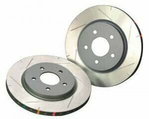 Stillen 4000 Series Sport Rotors-Slotted (Front Pr)