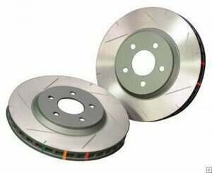 Stillen 2-Piece Slotted Front Rotors
