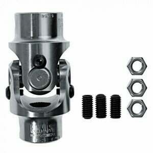 "Flaming River FR1709DD Flaming River Universal Joint Billet 9/16""-26 X 3/4"" DD (2005-2014 Mustang)"