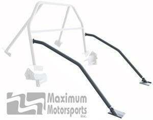 Maximum Motorsports E-Z-Remove Door Bar Field Retrofit Kit (2005-2014 Mustang Hardtop) - Mm5RBO-3