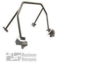 Maximum Motorsports Street 4-point Mustang Roll Bar, No Door Bars, No Harness Mount (2005-2014 Mustang Hardtop) - Mm5RB-20.1