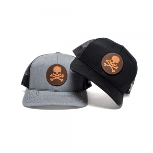Lethal Performance Hat with Leather Patch