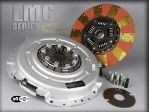 "Centerforce Mustang LMC Series 10 Spline 10.4"" Clutch Kit (81-Mid 01 Mustang LX 5.0L ; GT ; 93-98 Cobra)"