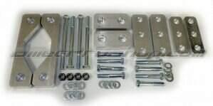 Billet Pro Shop 05-2014 Mustang Engine Lowering Kit