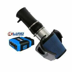 Lethal Performance Intake and Tune Power Pack - PMAS Intake, Lund Tune, HPT RTD Tune Device (2011-2014 Shelby GT500)