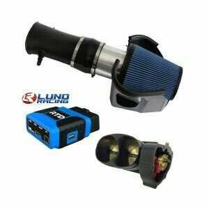 Lethal Performance Intake, Throttle Body, and Tune Power Pack - PMAS Intake, Lund Tune, HPT RTD Tune Device (2011-2014 Shelby GT500)