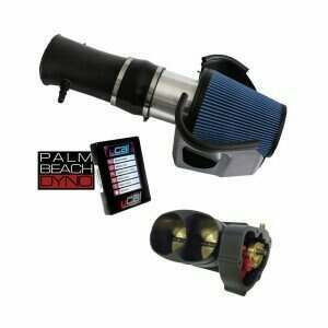 Lethal Performance Intake, Throttle Body, and Tune Power Pack - PMAS Intake, Palm Beach Dyno uCal with Tune (2011-2014 Shelby GT500)