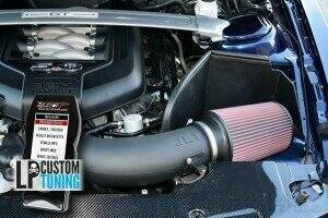 Lethal Performance 2011-2014 Mustang 5.0L JLT Power Pack w/ SCT X4 (Black Textured Plastic)