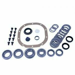"""Ford Performance 8.8"""" Ring Gear and Pinion Installation Kit with Axle Seals (Excl. IRS)"""
