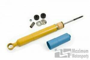 Maximum Motorsports 87-04 Mustang Grooved Sport Series Shock for MM IRS Coil Over Kits - MB-2959-S1