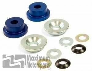 Maximum Motorsports Aluminum Rack Bushings (Stock K-Member) - MMST-7