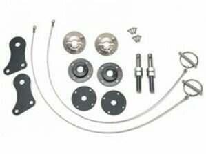 Shelby Performance Billet Hood Pin Kit