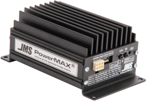 JMS SparkMAX - Ignition System Voltage Booster V2 - Universal Single Output (Activation - MAF/MAP/TPS or Ground, includes Ext pressure switch)