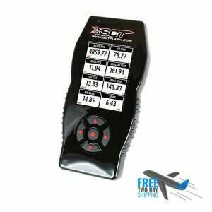 SCT 7015 X4 Ford Power Flash Handheld Programmer